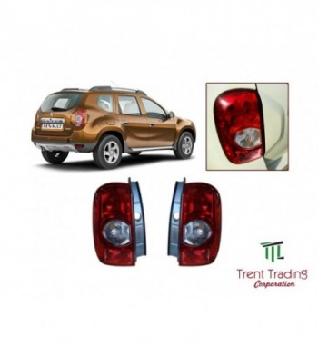 Renault Duster Tail light Assembly