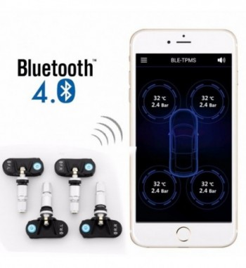 APP Bluetooth tire pressure monitoring system