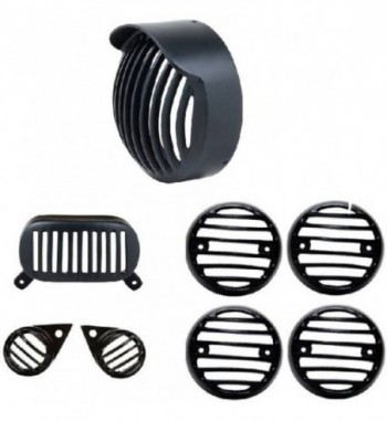 Bullet Electra Grill Bike Headlight (8pcs)