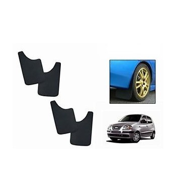 Car Rubber Mud Flaps Set 4 Pcs