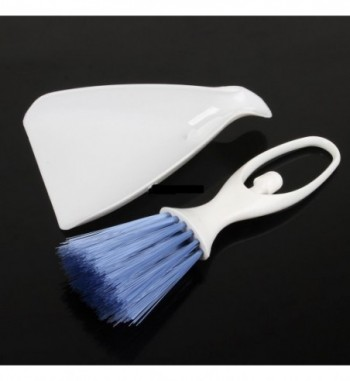 Car Air Vent Mini Brush DashBoard Keyboard  Dustpan Broom
