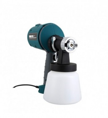 Automobile electric spray gun