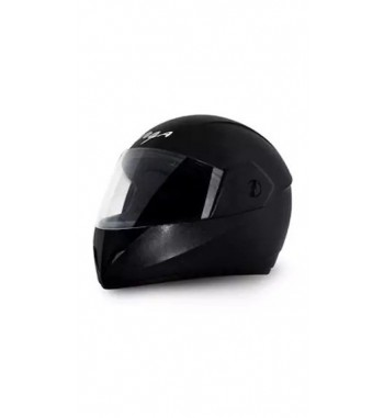 Vega Cliff Air Full Face Helmet Leather Black