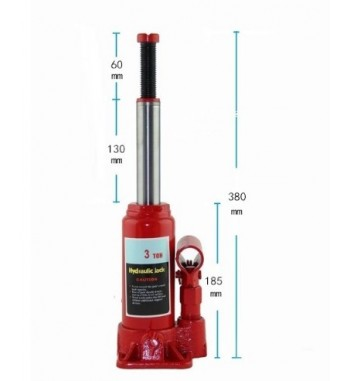 hydraulic bottle lifting jack auto repairing tool lifting stand