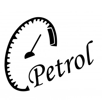 VP1 Car Sticker Petrol Fuel...