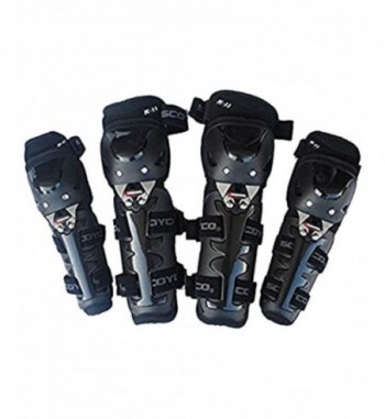 Motorcycle Bike Racing Riding Knee & Elbow Guard