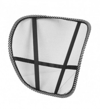 Back Rest Car Seat Cooling Air Flow Mesh Support