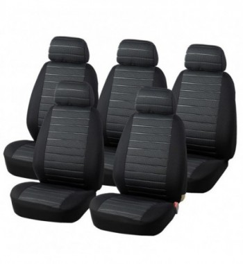 AUTOYOUTH 5 Seats Van Seat Covers Airbag Compatible