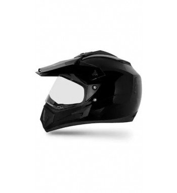 Vega Off Road DV Full Face Helmet Black