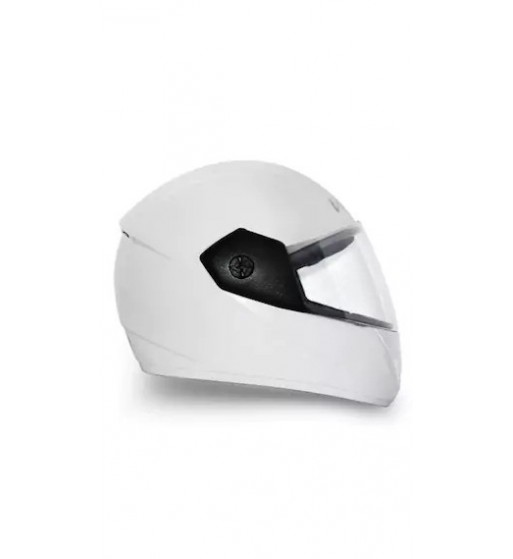 Vega Cliff Full Face Helmet White