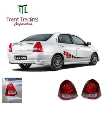 Toyota Etios Back Light...
