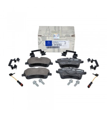 Mercedes Benz Brake Pad Set...