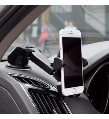 car carrier mobile phone support instrument trolley with navigation suction cup type creative universal car seat holder