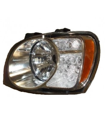 MAHINDRA SCORPIO HEADLIGHT ASSEMBLY- (Left Side)