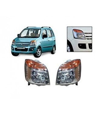 Maruti Suzuki Wagon R headlight Assembly (Left Side)