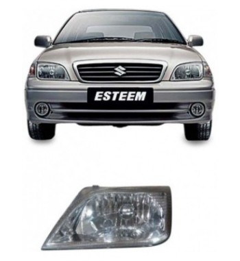 Halogen Headlight For Maruti Suzuki Esteem (Both Side)